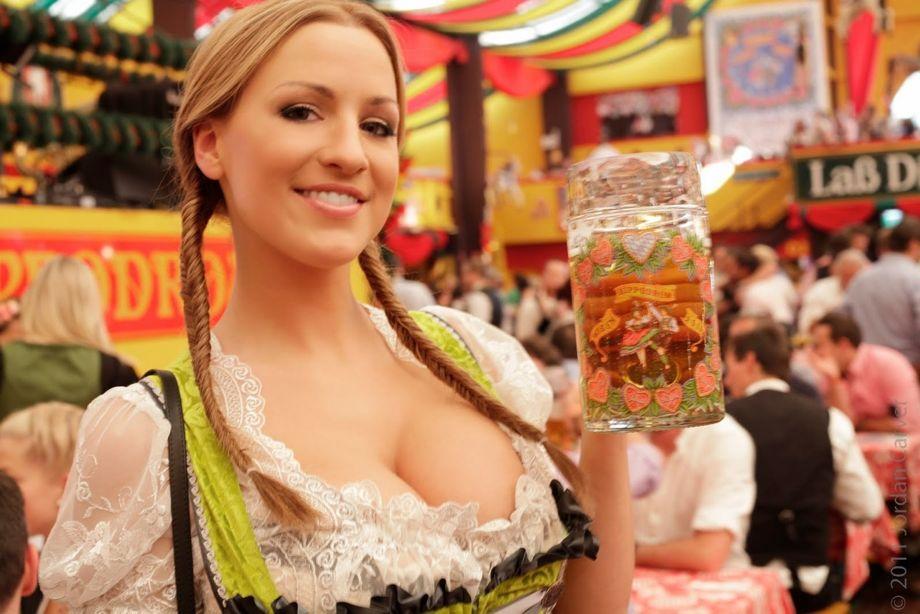 Beer gal