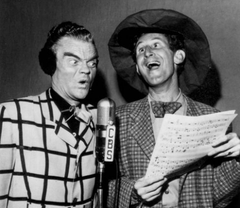 Spike Jones and Doodles Weaver