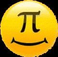 Pi smiley