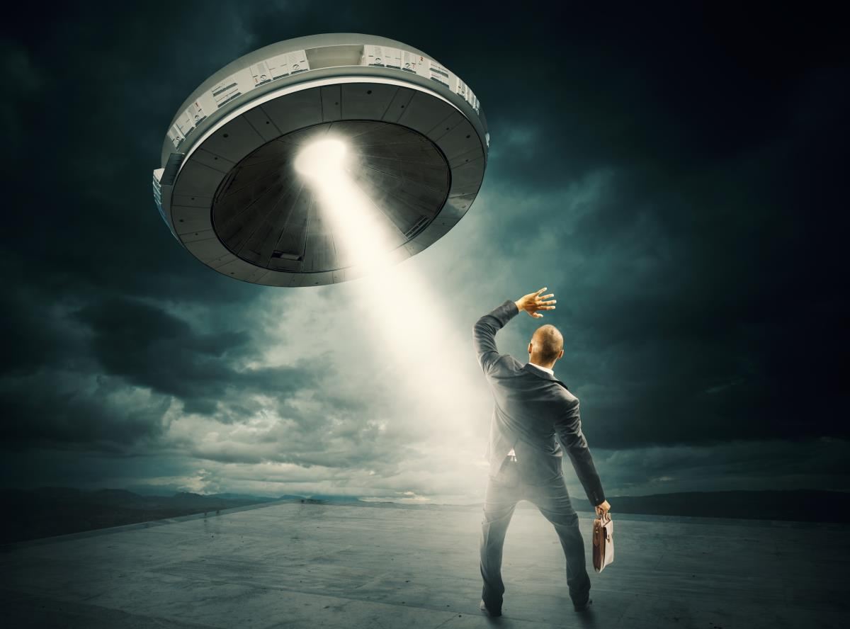 UFO Alien Abduction