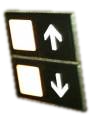 up and down buttons