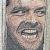 Crazed Jack Nicholson