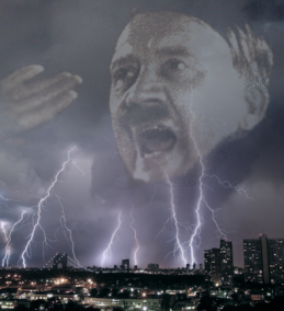 Hitler Storm over NYC