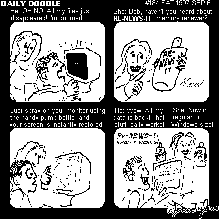 Re-News-It Memory Renewer