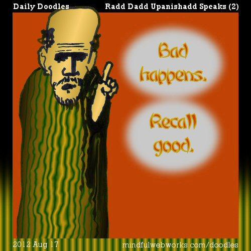 Radd Dadd Upanishadd Speaks (2)