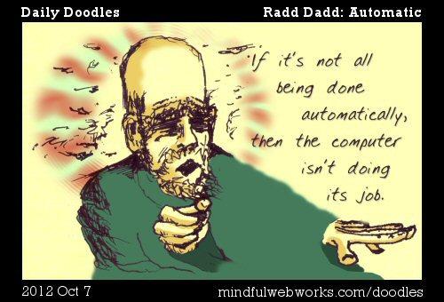 Radd Dadd: Automatic