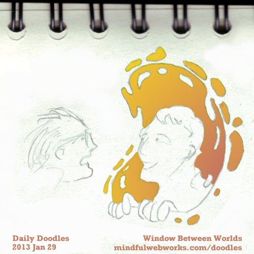 Window Between Worlds