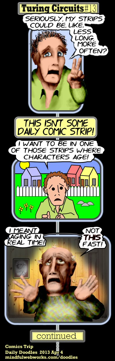 Comics Trip