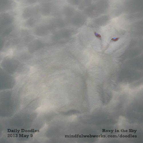 Roxy in the Sky