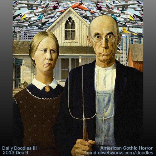American Gothic Horror
