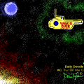 War is over if you want it yellow submarine in space