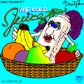Ice Cold Juice!