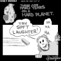 Hard years on a hard planet