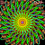 Yantra: Spiral of Canes and Zigzags