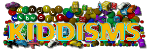 Kiddisms