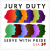 Jury Duty postage stamp