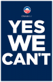 Yes We Can't poster