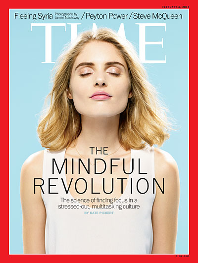 Time: Mindful Revolution