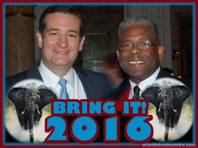 Cruz, West, Bring It! 2016