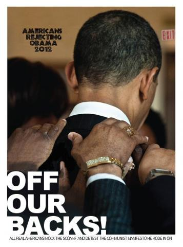 Off Our Backs! poster