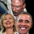 Stevens dead, Hillary & Obama smiling