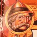 Jumanji character