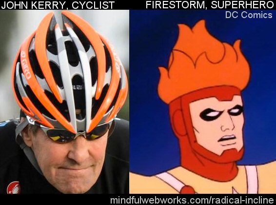 Kerry and Firestorm