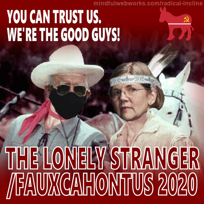 Lonely Stranger / Fauxcahontus 2020