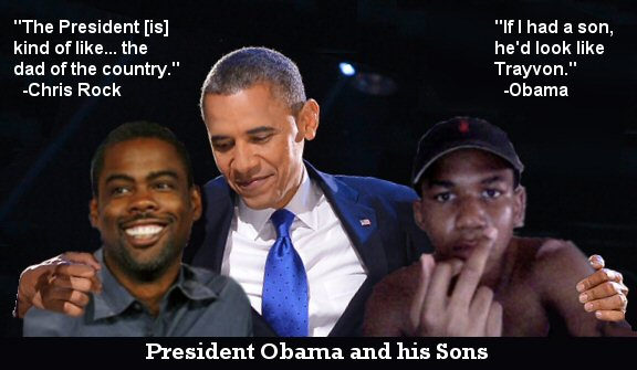 Obama and Sons