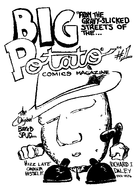 Big Potato #1, page 1