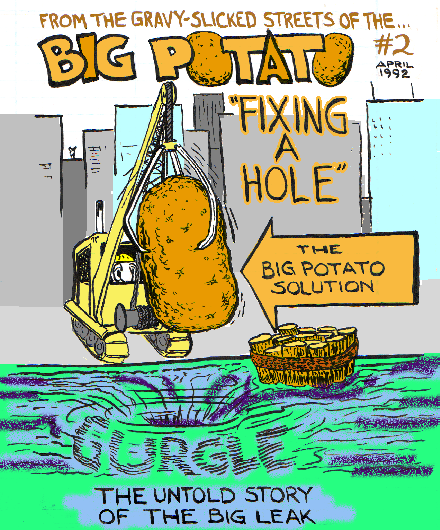 Big Potato #2, panel 1