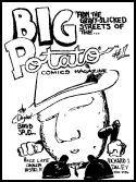 Big Potato #1 cover