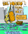 Big Potato Comic #2 cover