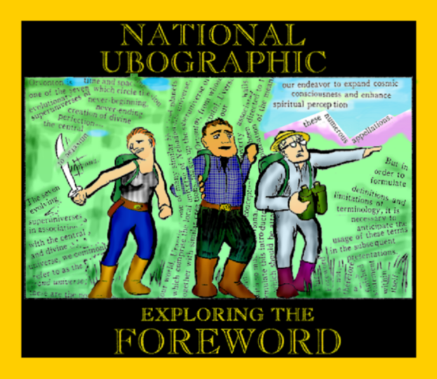 Exploring the Foreword