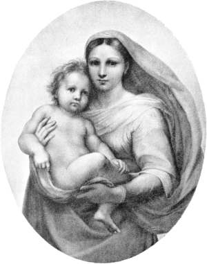 Rafael's Sistine Madonna